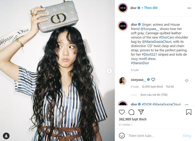 Hành trình của Jisoo tại Dior: Từng được cho là mờ nhạt, dần phủ sóng loạt cover tạp chí và trở thành cây Dior sống - ảnh 28