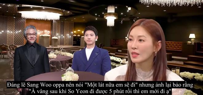 Kim So Yeon tiết lộ lý do dù từng hẹn hò bí mật cùng chồng nhưng lại bị đồng nghiệp khui quá dễ - ảnh 3