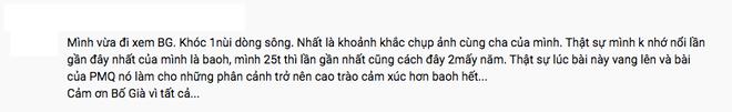 Trấn Thành vừa đăng OST nhạc phim, dân tình thi nhau thừa nhận rơi nước mắt, đòi đẩy MV lên top 1 trending - ảnh 2
