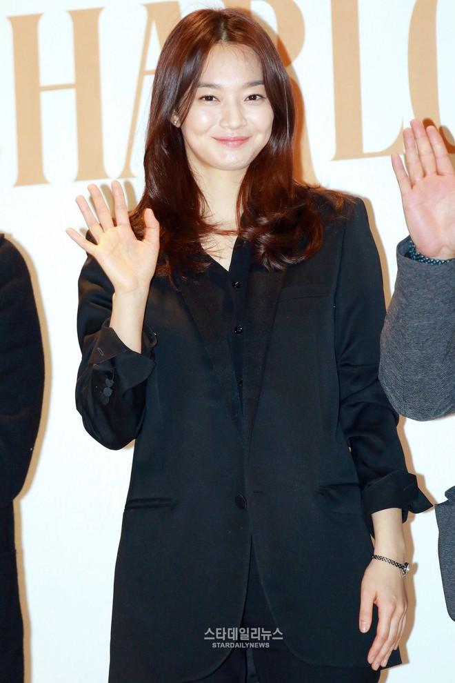 Lạ đời dàn mỹ nhân tăng cân vẫn đẹp hiếm thấy: Mỹ nhân Quân Vương Bất Diệt được khen nức nở, bạn gái Kim Woo Bin trẻ ra bất ngờ - ảnh 4