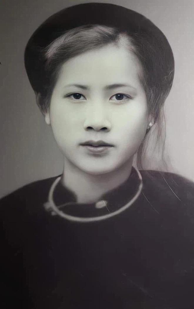"""Gặp cụ bà 100 tuổi ở Hà Nội gây sốt bởi nhan sắc trong đám cưới thời trẻ: Sinh ra tại Pháp, từng được mệnh danh là """"hoa khôi của vùng"""" - Ảnh 2."""