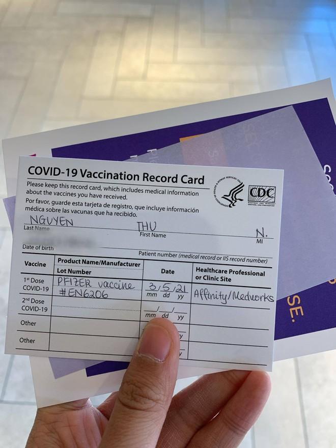 Nữ sinh Việt kể trải nghiệm tiêm vaccine Covid-19: Cơ hội từ trên trời rơi xuống, chỉ ra lưu ý quan trọng về sức khoẻ - ảnh 2
