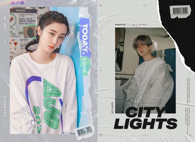Bìa album hot nhất Kpop thuộc về nhà SM: Bị đạo nhái liên tục, từ B Ray đến thí sinh Thanh Xuân Có Bạn đều dính - ảnh 5