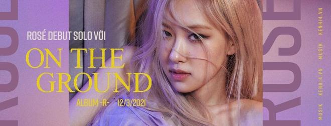 Giữa trưa Rosé (BLACKPINK) bất ngờ tung poster đếm ngược còn 5 ngày, hé lộ chi tiết bí ẩn trong MV solo - ảnh 4