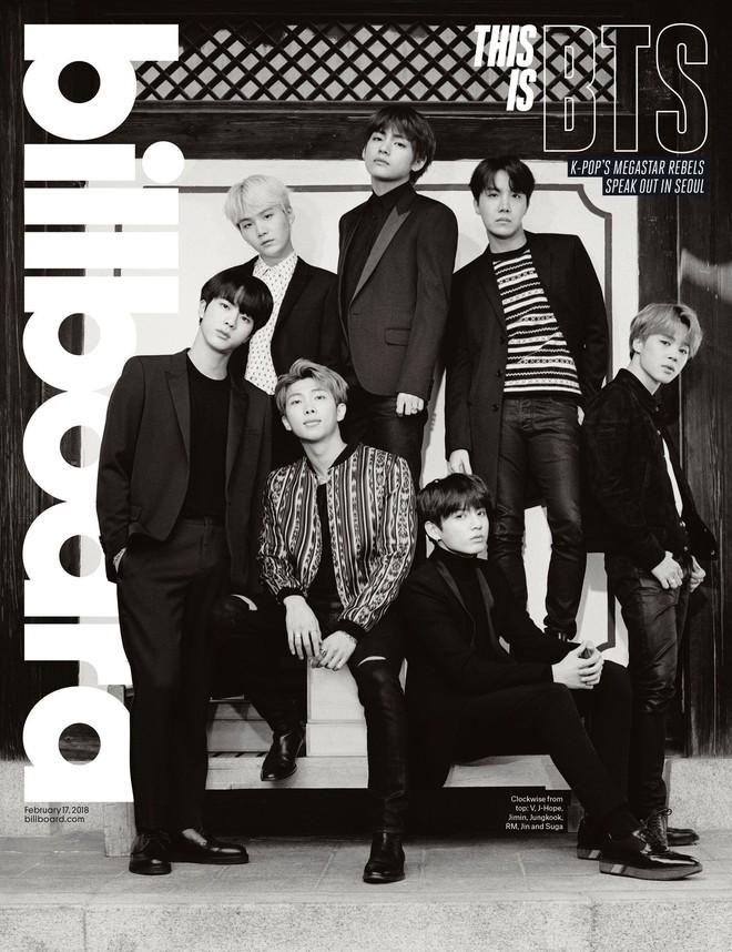 Tranh cãi Billboard vinh danh BTS là nghệ sĩ vĩ đại nhất 2020: Thành tích không bằng Ariana - Justin, nhưng có gì đó sai sai? - Ảnh 2.