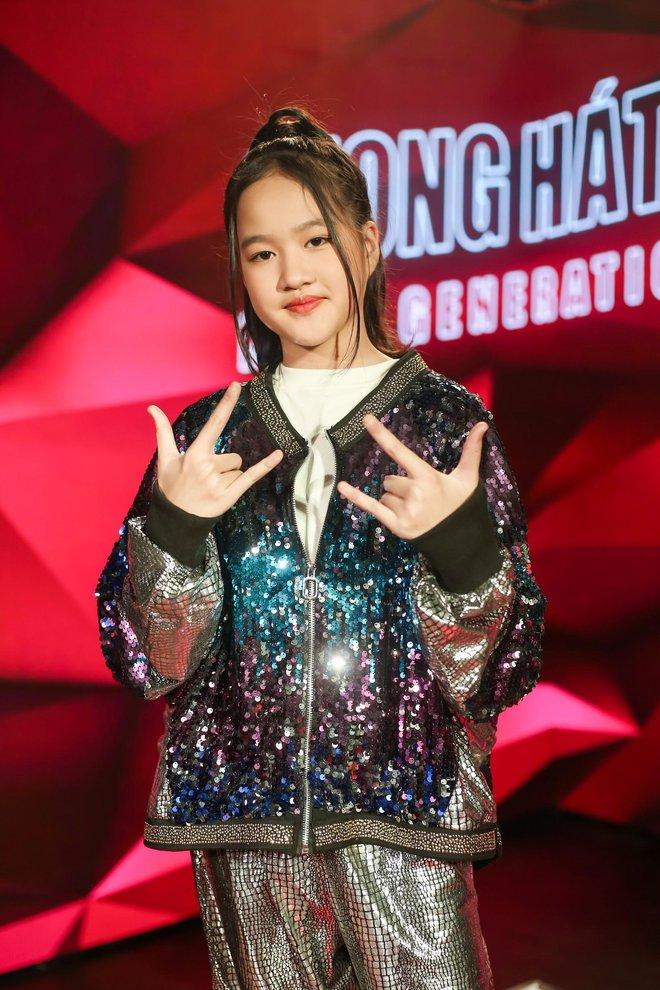 Giọng Hát Việt Nhí: Học trò Giang - Hồ gây bất ngờ với sáng tác của cặp đôi Pháo - Tez - ảnh 15
