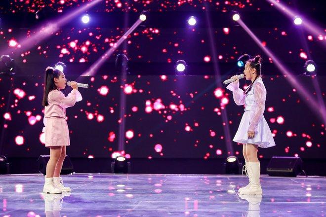 Giọng Hát Việt Nhí: Học trò Giang - Hồ gây bất ngờ với sáng tác của cặp đôi Pháo - Tez - ảnh 8