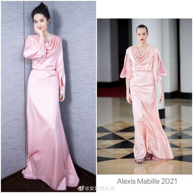Lưu Diệc Phi gây sốt bởi bão visual thăng hạng như thời đỉnh cao, còn diện đồ Haute Couture xịn vô cùng! - ảnh 6