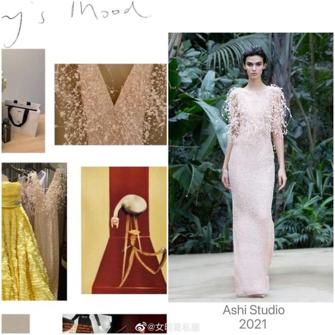 Lưu Diệc Phi gây sốt bởi bão visual thăng hạng như thời đỉnh cao, còn diện đồ Haute Couture xịn vô cùng! - ảnh 9