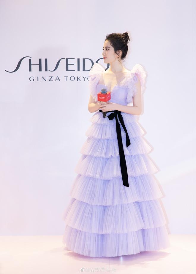 Lưu Diệc Phi gây sốt bởi bão visual thăng hạng như thời đỉnh cao, còn diện đồ Haute Couture xịn vô cùng! - ảnh 2