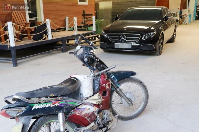 """Gây tai nạn không bị bắt đền còn được chủ Mercedes tặng xe mới, người đàn ông xúc động: """"Con gái chú sẽ hết mặc cảm"""" - Ảnh 5."""