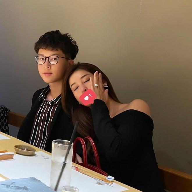 Biệt tăm biệt tích trên Instagram cá nhân, trai đẹp nhà Á hậu Huyền My vừa có màn tái xuất cực bén - ảnh 3