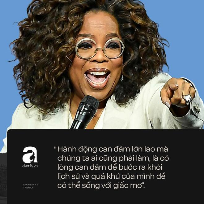 8/3 kể chuyện người phụ nữ có sức ảnh hưởng nhất hành tinh Oprah Winfrey: 14 tuổi mang thai vì bị lạm dụng tình dục, đạp lên vũng bùn đứng dậy tỏa ánh hào quang - ảnh 12