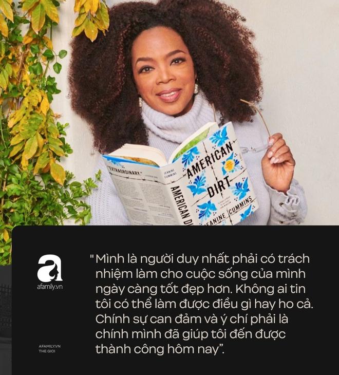 8/3 kể chuyện người phụ nữ có sức ảnh hưởng nhất hành tinh Oprah Winfrey: 14 tuổi mang thai vì bị lạm dụng tình dục, đạp lên vũng bùn đứng dậy tỏa ánh hào quang - ảnh 10