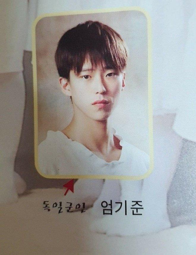 Ảnh thời học sinh hiền không tin nổi của ác ma Ju Dan Tae (Penthouse 2): Đi học sớm trước tuổi, đậu vào trường top 1 về nghệ thuật của Hàn Quốc - ảnh 3