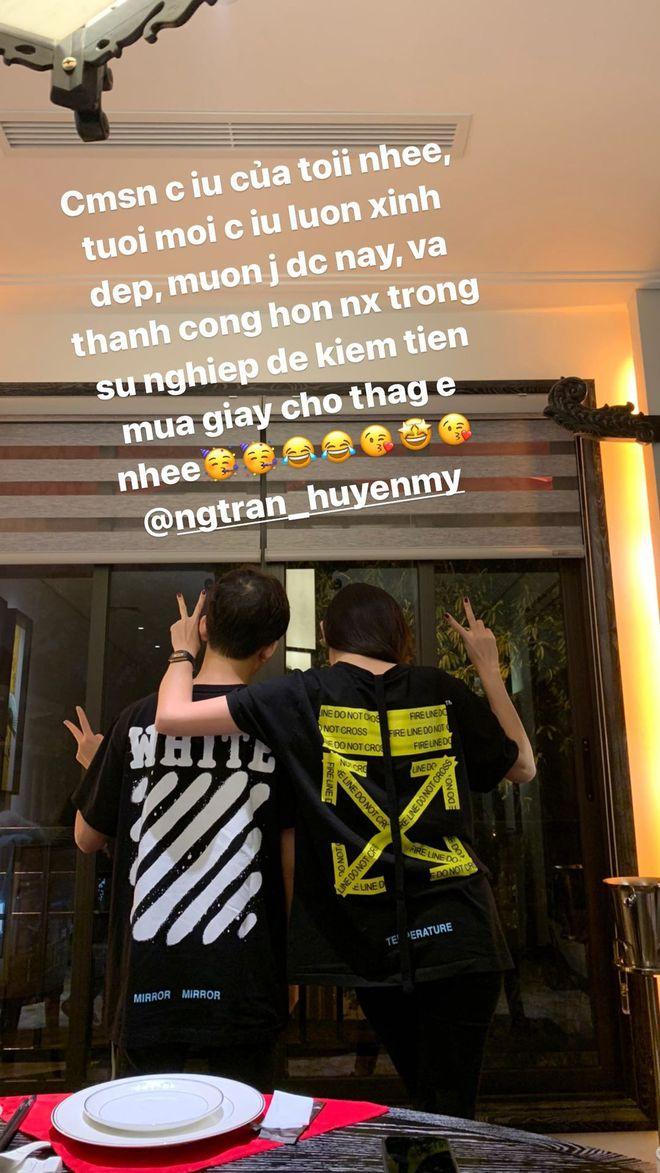 Biệt tăm biệt tích trên Instagram cá nhân, trai đẹp nhà Á hậu Huyền My vừa có màn tái xuất cực bén - ảnh 4
