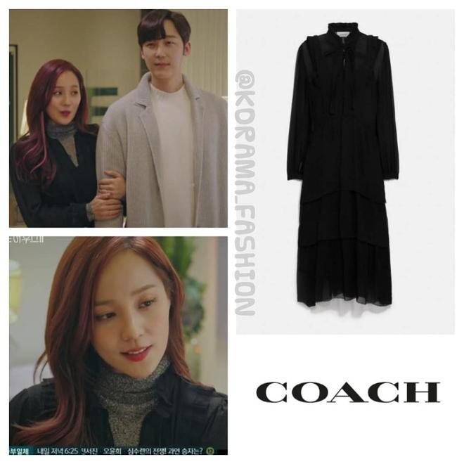 """Oh Yoon Hee """"rửa phèn"""" thành công ở Penthouse 2, nâng cấp style đúng chuẩn quý cô thượng lưu bậc nhất - ảnh 12"""
