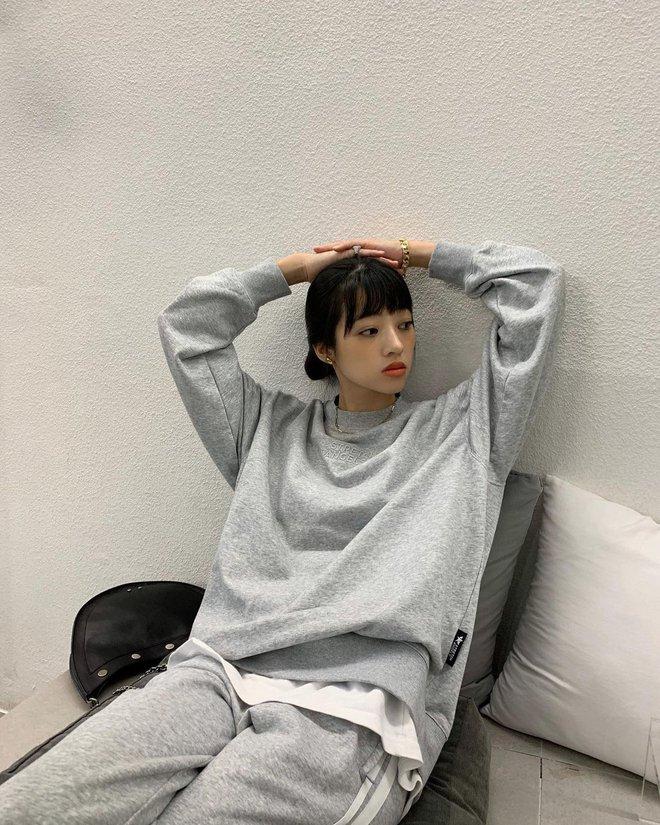 Seulgi (Red Velvet) và hội gái Hàn đang mê tít kiểu mix đồ bô nhếch nhưng cực kỳ hay ho này - ảnh 6