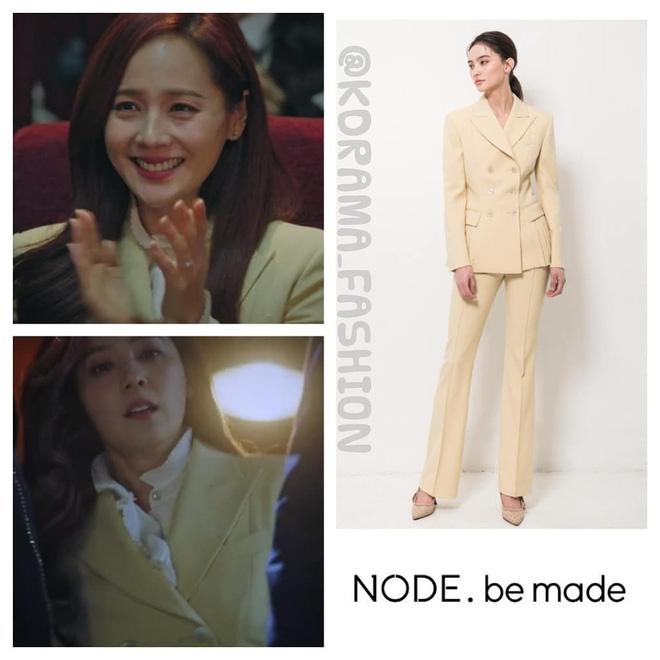 """Oh Yoon Hee """"rửa phèn"""" thành công ở Penthouse 2, nâng cấp style đúng chuẩn quý cô thượng lưu bậc nhất - ảnh 13"""