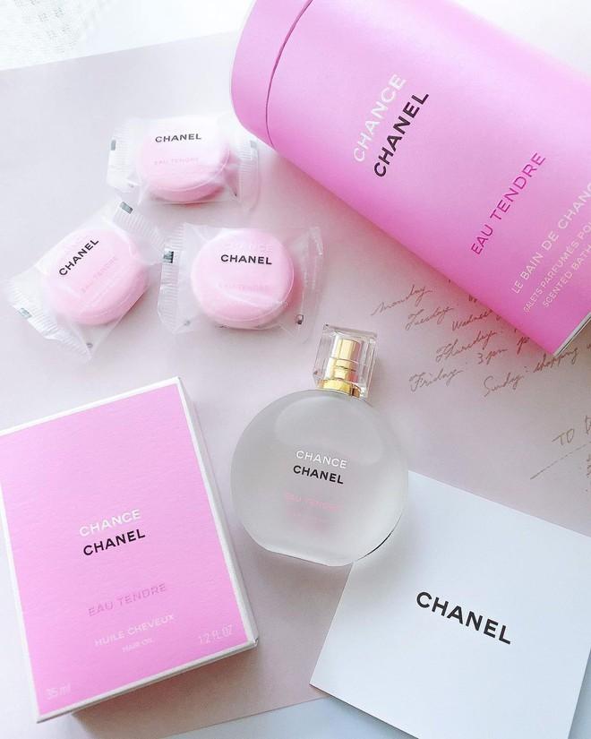 Chanel ra mắt viên tắm màu hồng siêu xinh giá 160k/viên, mỗi tội chỉ bán ở Nhật - ảnh 9
