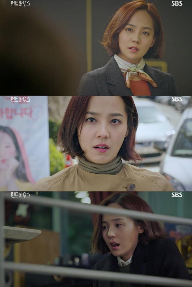 """Oh Yoon Hee """"rửa phèn"""" thành công ở Penthouse 2, nâng cấp style đúng chuẩn quý cô thượng lưu bậc nhất - ảnh 2"""