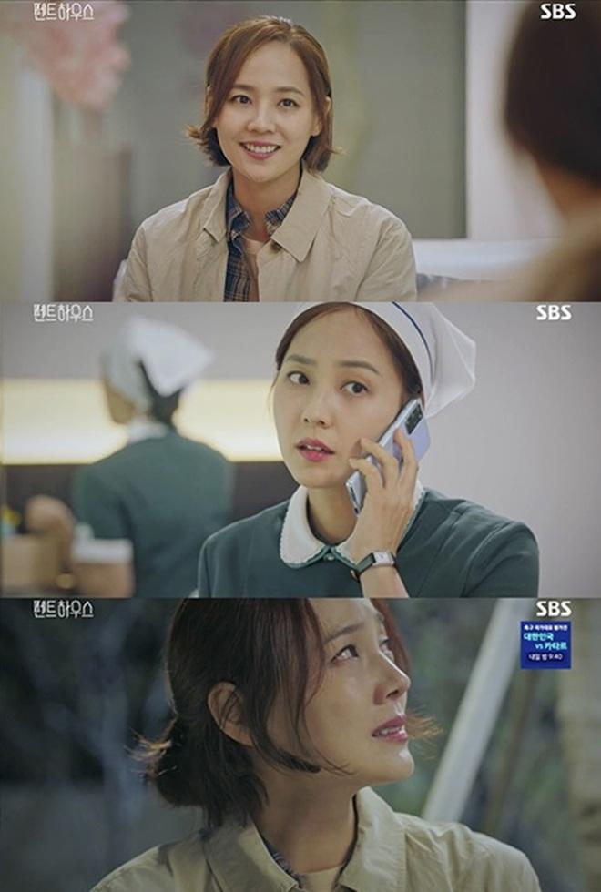 """Oh Yoon Hee """"rửa phèn"""" thành công ở Penthouse 2, nâng cấp style đúng chuẩn quý cô thượng lưu bậc nhất - ảnh 1"""