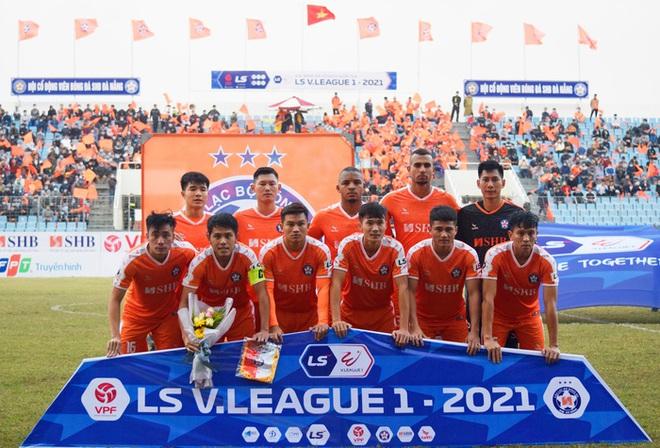 V.League 2021 trở lại: Trận đấu đầu tiên được phép đón khán giả - ảnh 1