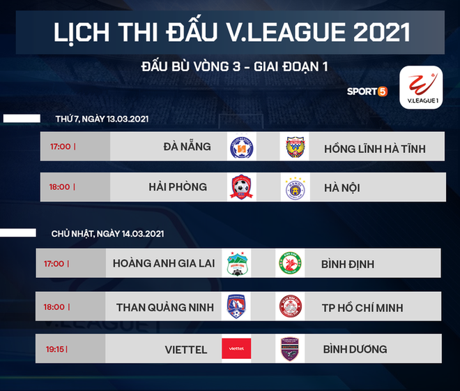 V.League 2021 trở lại: Trận đấu đầu tiên được phép đón khán giả - ảnh 2