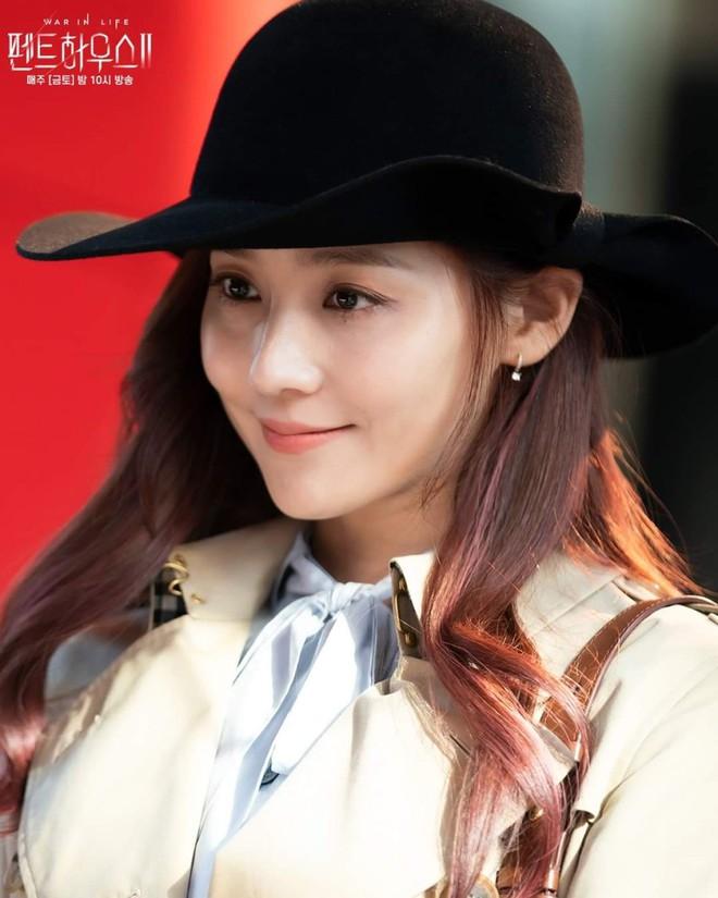 """Oh Yoon Hee """"rửa phèn"""" thành công ở Penthouse 2, nâng cấp style đúng chuẩn quý cô thượng lưu bậc nhất - ảnh 3"""