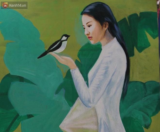 Về hưu sau thời gian làm thiết kế tại Đài truyền hình Việt Nam, người họa sĩ già hô biến tre thành món quà tặng trẻ thơ - ảnh 16