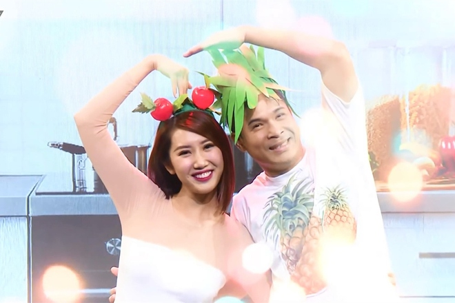 Thuý Ngân - Trương Thế Vinh sẽ có loveline cực hot tại Running Man Việt 007