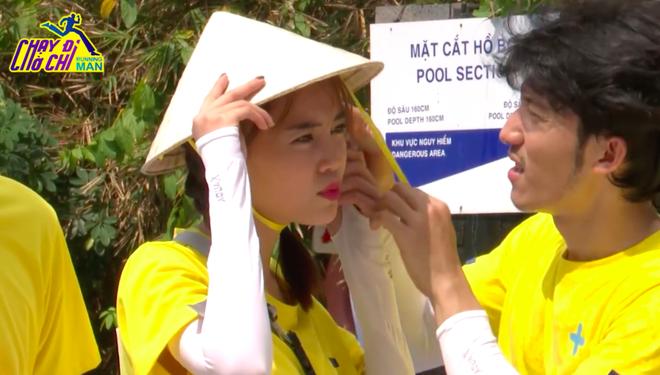 Thuý Ngân - Trương Thế Vinh sẽ có loveline cực hot tại Running Man Việt 002