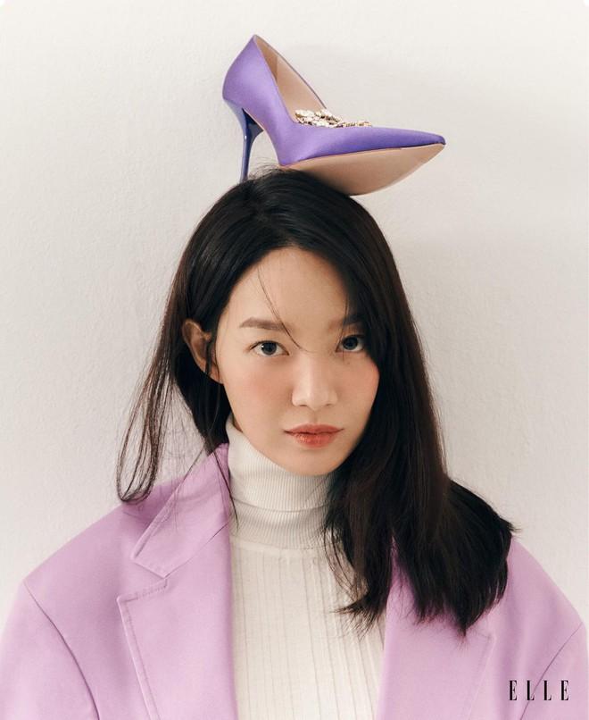 Mặt tròn khác biệt, bạn gái tài tử Woo Bin đã để 4 kiểu tóc này để nhan sắc luôn đẹp đỉnh cao - ảnh 11