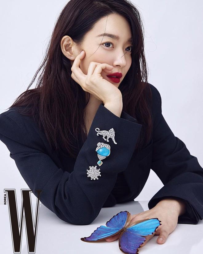 Mặt tròn khác biệt, bạn gái tài tử Woo Bin đã để 4 kiểu tóc này để nhan sắc luôn đẹp đỉnh cao - ảnh 13