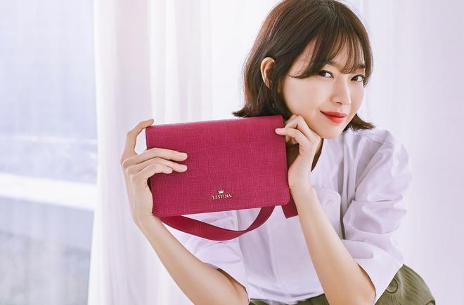 Mặt tròn khác biệt, bạn gái tài tử Woo Bin đã để 4 kiểu tóc này để nhan sắc luôn đẹp đỉnh cao - ảnh 15