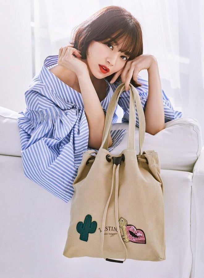 Mặt tròn khác biệt, bạn gái tài tử Woo Bin đã để 4 kiểu tóc này để nhan sắc luôn đẹp đỉnh cao - ảnh 17