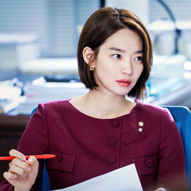 Mặt tròn khác biệt, bạn gái tài tử Woo Bin đã để 4 kiểu tóc này để nhan sắc luôn đẹp đỉnh cao - ảnh 3