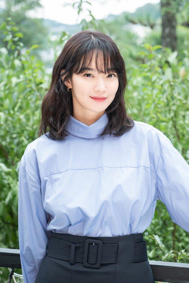 Mặt tròn khác biệt, bạn gái tài tử Woo Bin đã để 4 kiểu tóc này để nhan sắc luôn đẹp đỉnh cao - ảnh 7