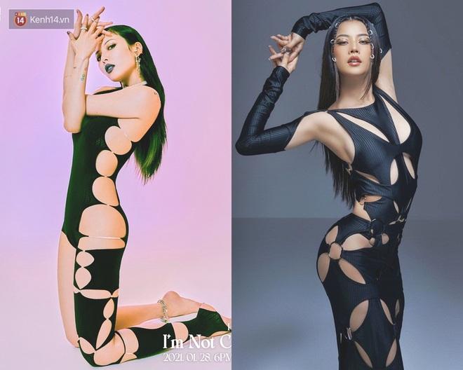 Hóa ra Chi Pu từng dính hàng loạt nghi án đạo nhái, ngay cả bộ ảnh mới cũng bị nghi copy HyunA - ảnh 2
