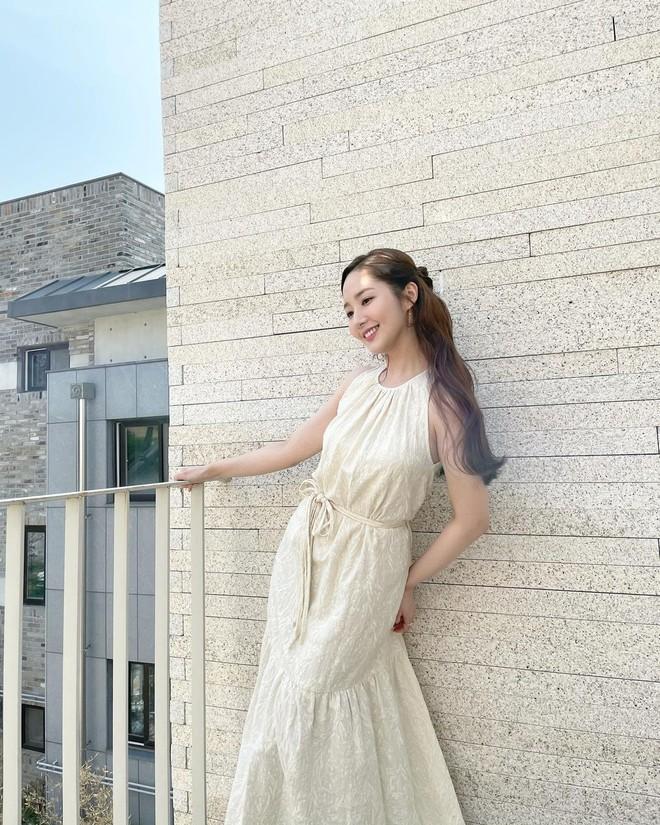 Park Min Young - Park Seo Joon lộ bằng chứng hẹn hò ngắm hoa anh đào, còn dùng chiêu này để đánh lạc hướng? - ảnh 4