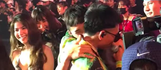 Wowy công khai xin lỗi Lương Thế Thành sau sự cố nhầm tên tại concert Rap Việt, lý do sai sót có chính đáng? - ảnh 2
