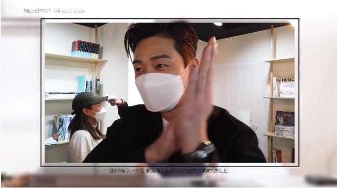 Park Min Young - Park Seo Joon lộ bằng chứng hẹn hò ngắm hoa anh đào, còn dùng chiêu này để đánh lạc hướng? - ảnh 8