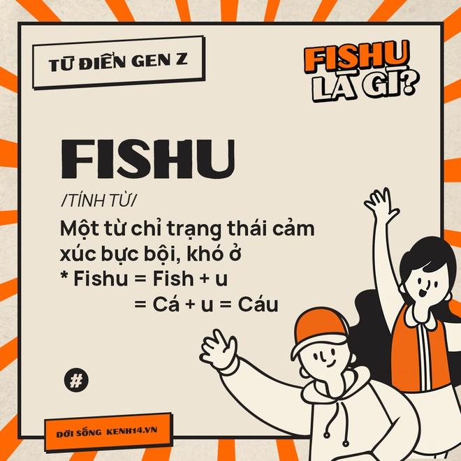 Từ điển Gen Z: Fishu là gì? - ảnh 1