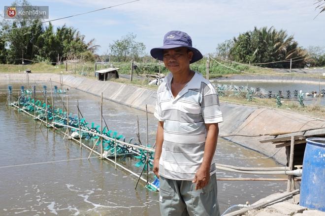 Người miền Tây bên những cánh đồng nứt toác vì hạn mặn: Lúa trồng xuống là chết, nước sông mặn đắng cả rồi! - ảnh 9