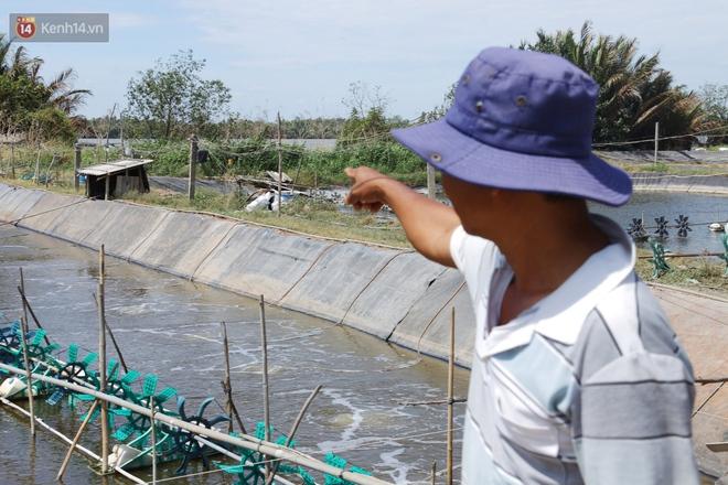 Người miền Tây bên những cánh đồng nứt toác vì hạn mặn: Lúa trồng xuống là chết, nước sông mặn đắng cả rồi! - ảnh 11