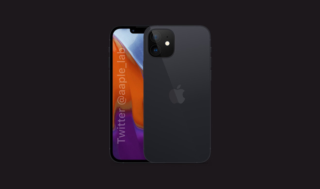 iPhone 13 lộ ảnh concept với phối màu mới, cực kỳ sang xịn - ảnh 2