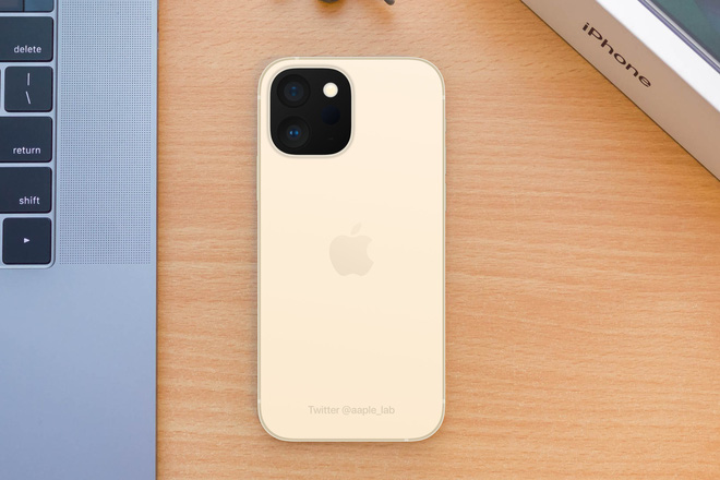 iPhone 13 lộ ảnh concept với phối màu mới, cực kỳ sang xịn - ảnh 5