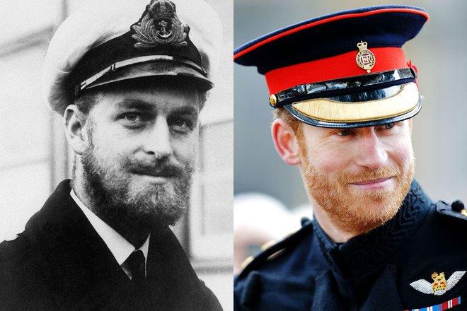 10 khoảnh khắc Hoàng tử Harry giống cố Hoàng thân Philip đến ngỡ ngàng, từ thần thái, dáng hình đến cả nụ cười ấm áp - ảnh 10