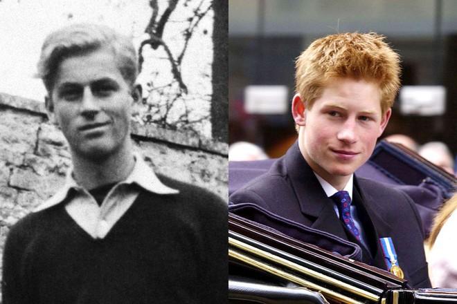 10 khoảnh khắc Hoàng tử Harry giống cố Hoàng thân Philip đến ngỡ ngàng, từ thần thái, dáng hình đến cả nụ cười ấm áp - ảnh 3
