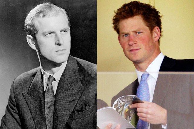 10 khoảnh khắc Hoàng tử Harry giống cố Hoàng thân Philip đến ngỡ ngàng, từ thần thái, dáng hình đến cả nụ cười ấm áp - ảnh 9